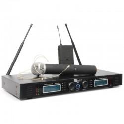 Zestaw mikrofonów bezprzewodowych