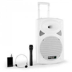 Kolumna mobilna PORT15VHF-BT-WH Ibiza (biała)