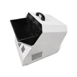 Biała wytwornica baniek z akumulatorem