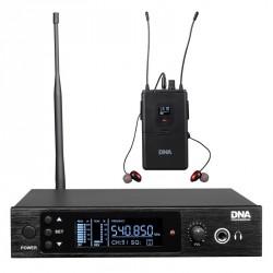 Odsłuch douszny / bezprzewodowy monitor