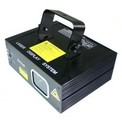 Kolorowy laser DMX - LAS140RGY