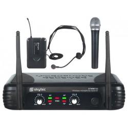 Zestaw mikrofonów bezprzewodowych STWM722C