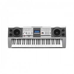 Elektroniczny Keyboard 61-klawiszowy MEK6128P - zestaw ze statywem i torbą