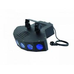 Wypożyczenie efektu świetlnego Eurolite LED SCY-7 RGB (pakiet 4-dniowy)
