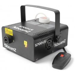 Wytwornica dymu S700 z efektem laserowym BeamZ