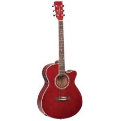 Gitara elektro-akustyczna DBT-SFCE-TR