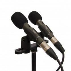 Zestaw dwóch mikrofonów pojemnościowych