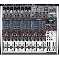 Mikser audio XENYX X2222USB Behringer