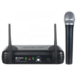 Zestaw mikrofonowy UHF Skytec