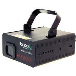 Laser zielony graficzny, 50mW DMX