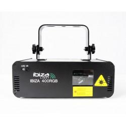 Laser IBIZA400RGB Ibiza