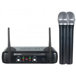 Zestaw mikrofonowy UHF STWM722 Skytec