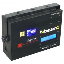 Laser graficzny animacyjny Hyperion Blue DMX SD BeamZ