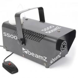 Wytwornica dymu S500 z płynem 500W BeamZ