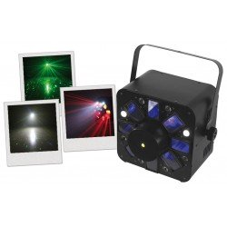 Efekt świetlny 3w1 AFX Combo-Led